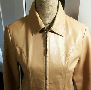 Gap Soft Leather Jacket